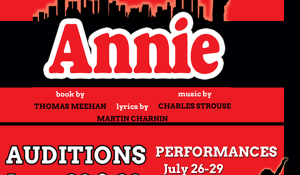 """Annie"" Audition Workshop at Keller Studio"